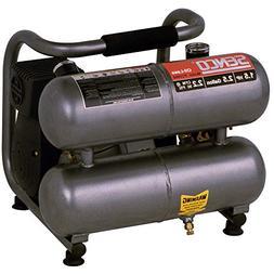 SENCO PC0968 1.5 HP 2.5 Gallon Oil-Free Hand-Carry Air Compr