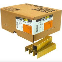DEWALT 1.5 in 16 Gauge Staple Gun Stapler 2000 Pack Galvaniz