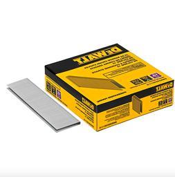 DEWALT 1.5 in Glue Collated Staples 3000 Pack Crown Staple G