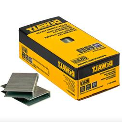 DEWALT 1.5 inch Flooring Stapler Staple Gun 1000 Pack Hardwo