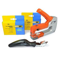 Tacwise 1283 Z1-140 Staple Gun with Staples and Remover Bund