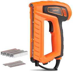 VonHaus 18-Gauge 2 In 1 Electric Brad Nailer and Stapler Gun