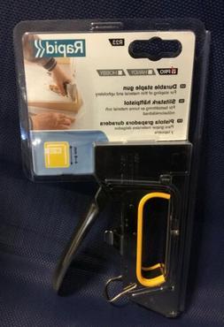 Rapid 20510450 R23 Fine Wire Pro Staple Gun Fabric Upholster