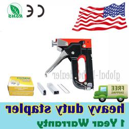 3 in 1 Staple Gun Kit Easy to Use Hand Tool With 900 Staples