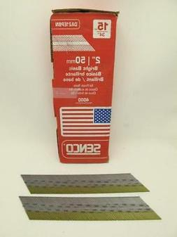 4000 count 6d 2 finish nails strip
