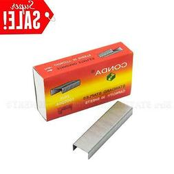 4000 Count Standard  Chisel Point Staples For Office School
