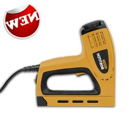 Bostitch 5/8-in Electric Staple Gun Heavy Duty Contoured Gri