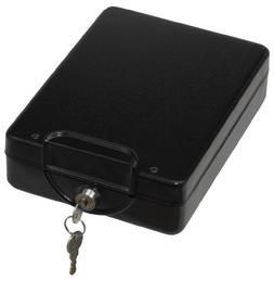 Honeywell 6114 Steel Car Security Safe, Black