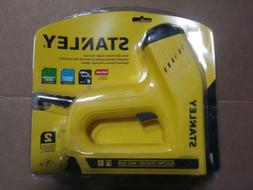 "Stanley 7-1/2"" Heavy Duty Staple Gun, Yellow TRE550Z"