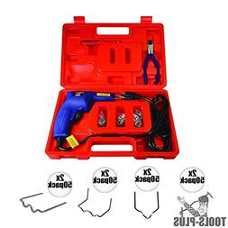 Astro Pneumatic 7600 Hot Staple Gun Kit for Plastic Repair w