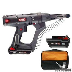 SENCO PRODUCTS 7Y0001N 18 Volt Cordless Collated Screwgun