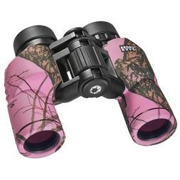 BARSKA 8x30 WP Mossy Oak Winter Crossover Binoculars