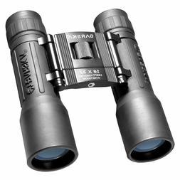 Barska AB10114 Matte Black 16x32 Lucid View Blue Lens Compac
