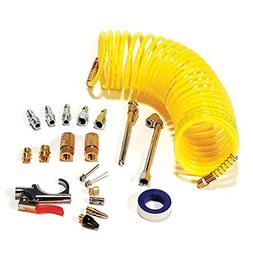 Dynamic Power 20-Piece Accessory Kit for Use ith Air Compres