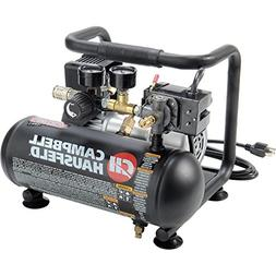 Campbell Hausfeld Air Compressor, 1-Gallon Horizontal Oilles