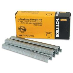 Bostitch B8  PowerCrown  Premium Staples, 0.25 Inch Leg, Ful