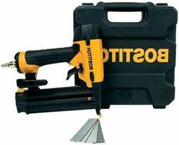 Bostitich 18GA Brad Nailer Kit Tools Air Compressor Nail Gun