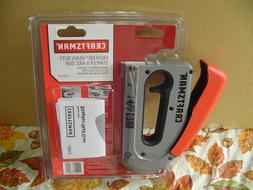 BRAND NEW Craftsman Heavy  Duty Staple Gun  MADE IN U.S.A.Cr