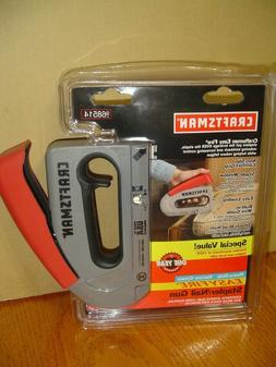 BRAND NEW Craftsman Heavy  Duty Staple Gun & Staple Pack MAD