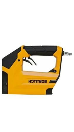 BOSTITCH BTFP71875 Heavy Duty Crown Stapler, 3/8-Inch