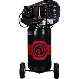 - Chicago Pneumatic Reciprocating Air Compressor - 2 HP, 26