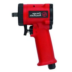 "Chicago Pneumatic CP7731 3/8"" Stubby Impact Wrench, Red"