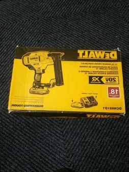DeWALT DCN681D1 20-Volt MAX 18ga Cordless Brushless Narrow C