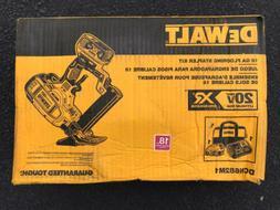 DEWALT DCN682M1 20V XR Brushless  18 Gauge Flooring Stapler