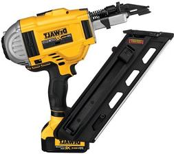 NEW DEWALT DCN692M1 20 VOLT MAX CORDLESS DUAL SPEED FRAMING