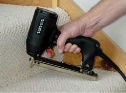 DUO-FAST CARPET PRO ELECTRIC STAPLE GUN FOR CARPET INSTALLAT