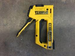 DEWALT DWHTTR510 5-in-1 Multi-Tacker Stapler and Braid Naile