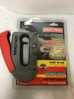 Craftsman Easy Fire Heavy Duty Stapler/Nail Gun with Staples