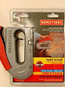 Craftsman EASYFIRE Stapler and Nail Gun mfg 00968514 NEW MIP