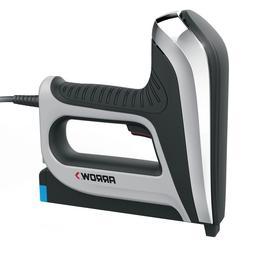 Electric Staple Gun Upholstery Stapler Heavy Duty Comfort Gr
