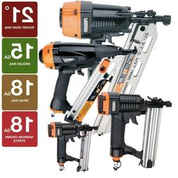 framing finishing nailer kit pneumatic