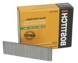 Galvanized Finish Staples