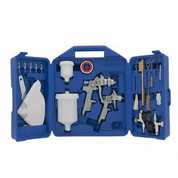 Campbell Hausfeld CHK005CCAV Gravity Feed Case Spray Gun Kit