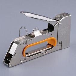 Heavy Duty Hand Staple Gun Tacker Nail Stapler Nail Gun for