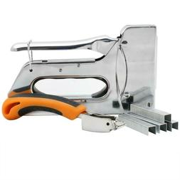 Heavy-Duty Staple Gun and Staple Remover Kit with Staples  P