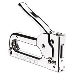 ARROW FASTENER - JUNIOR STAPLE GUN TACKERALL CHROME - 091-JT