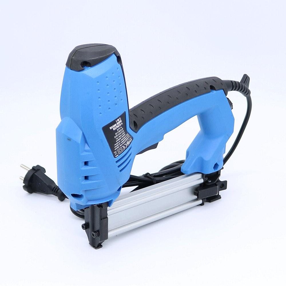 200V-240V <font><b>Staple</b></font> 2 In 1 <font><b>Nailer</b></font> Nail 500 for wood