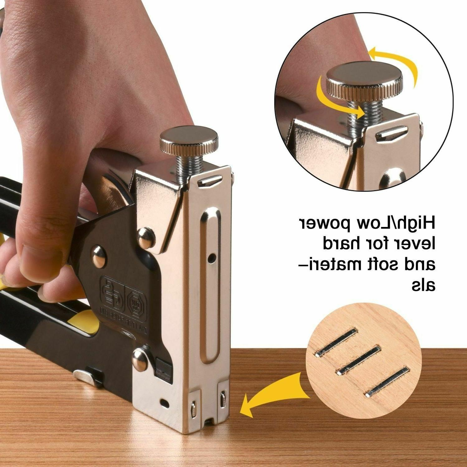 3 1 DIY Staple Tool Cable