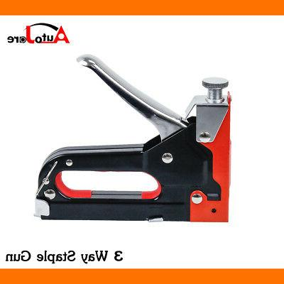 heavy duty 3 in 1 staple gun