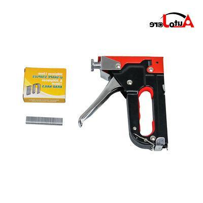 Power - Duty Nail Staple Gun Upholstery Wood