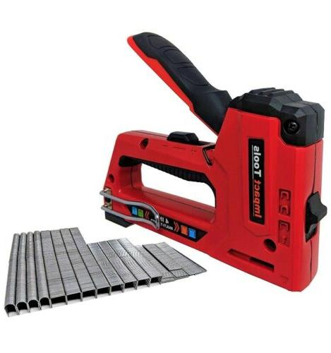 4 in 1 manual staple gun heavy