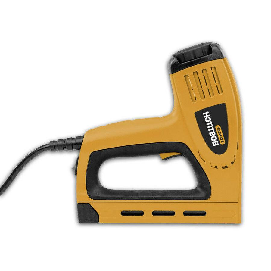New Bostitch Electric Staple Contoured Tool