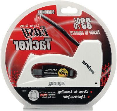 5525 plastic light duty stapler