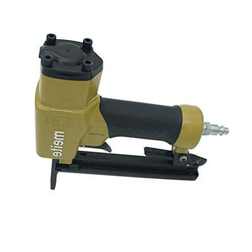 7116BL Upholstery Stapler-1/4-Inch 5/8-Inch 22 Crown Crown Nose Fine