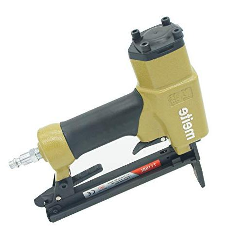 7116BL Upholstery Stapler-1/4-Inch 5/8-Inch 22 Crown C Crown Long Nose