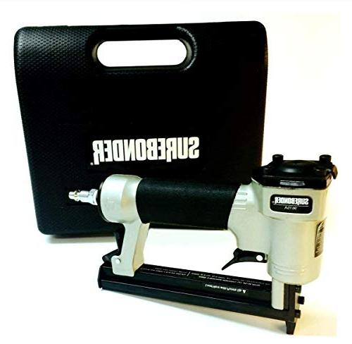 Surebonder Pneumatic Crown with Molded Case